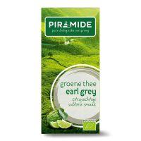 Piramide Groene thee & earl grey eko
