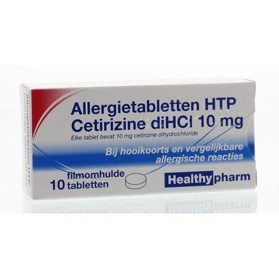 Healthypharm Cetirizine 10 mg