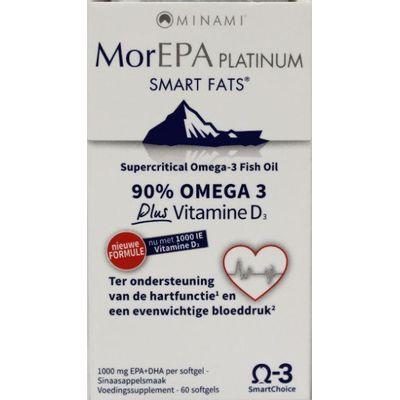 Minami MorEpa Platinum