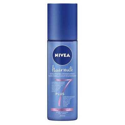 Nivea Hairmilk verzorgende wonderspray fijn haar