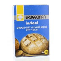 Bruggeman Instant gist (5 x 11 gram)