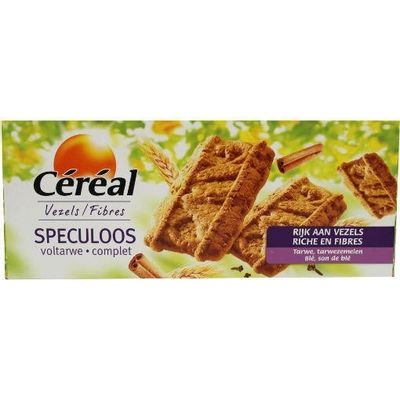 Cereal Speculaas voltarwe