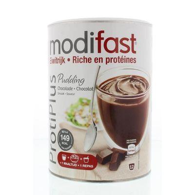 Modifast Protiplus pudding chocolade