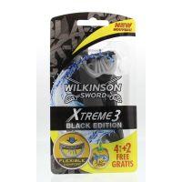 Wilkinson XtremeIII black edition wegwerpscheermesjes