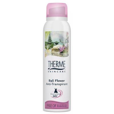 Therme Anti-transpirant deodorant Bali flower