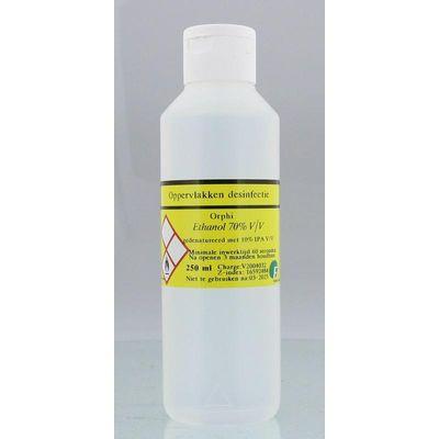 Orphi Ethanol 70% v/v + 10% IPA v/v