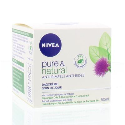 Nivea Pure & natural anti age day