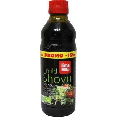 Lima Shoyu promo 15% korting