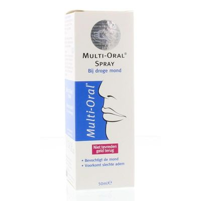 Multi Oral Multi-oral spray