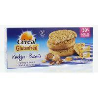 Cereal Koek honing noten glutenvrij