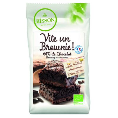Primeal Quick brownie mix