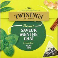 Twinings Groene thee Munt Chai