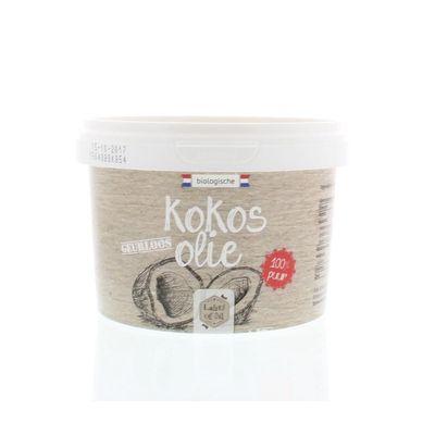 Label Of Oil Kokosolie geurloos bio