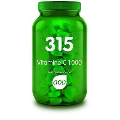 AOV 315 Vitamine C 1000 mg & bioflavonoiden