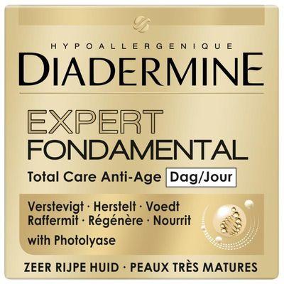 Diadermine Expert dagcreme fondamental
