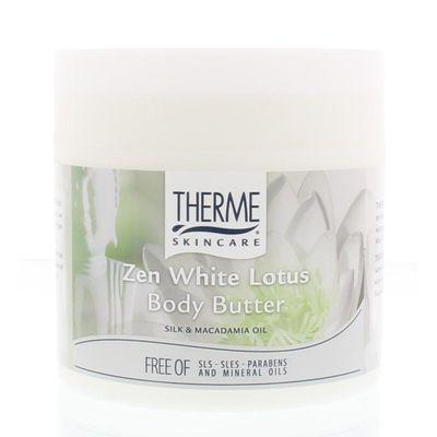 Therme Bodybutter zen white lotus