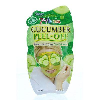 Montagne 7th Heaven gezichtsmasker cucumber peel-off