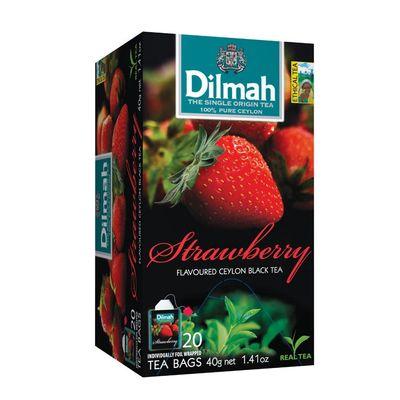 Dilmah Aardbei vruchtenthee