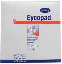 Hartmann Eycopad oogkompres steriel 56 x 70 mm