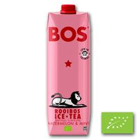 BOS Ice tea watermelon & mint bio