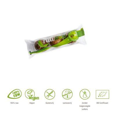 Lifefood Rawmeo bonbons tropical raw & bio