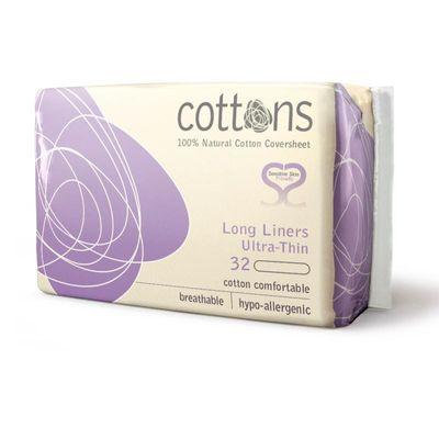 Cottons Inlegkruisje extra lang