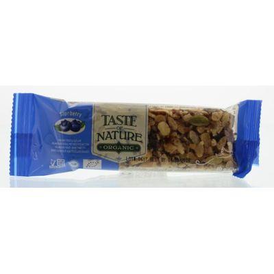 Taste Of Nature Blueberry granenreep
