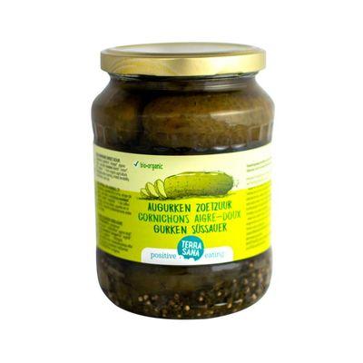 Terrasana Augurken fris zoet/zuur