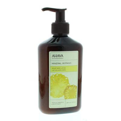Ahava Mineral bodylotion pineapple / white peach
