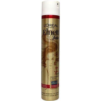 Elnett Haarspray satin gekleurd haar sterke fixatie