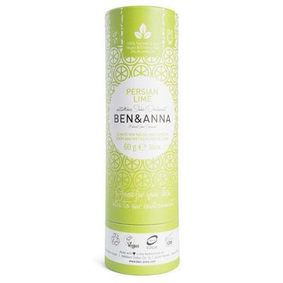 Ben & Anna Deodorant Persian lime push up
