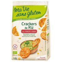 Ma Vie Sans Rijstcrackers sweet chili