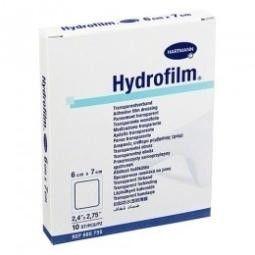 Hartmann Hydrofilm wondfolie steriel 6 x 7 cm