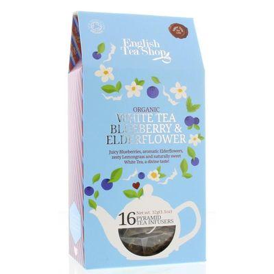 English Tea Shop White tea blue elderberry
