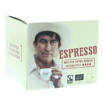 Peeze Espresso koffie capsules