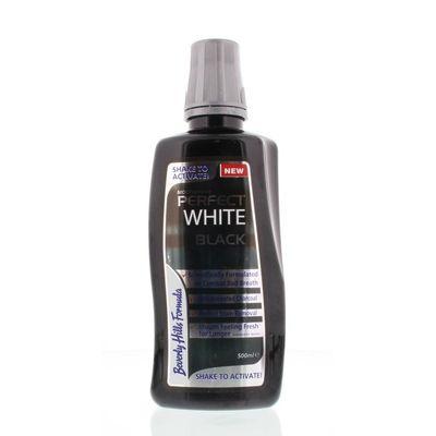 Beverly Hills Perfect white black sensitive mouthwash
