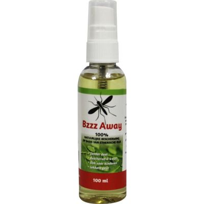 Buzz Away Anti-insecten spray