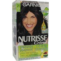 Garnier Nutrisse 21 myrtille diep blauwzwart