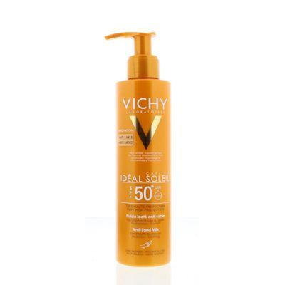 Vichy Ideal soleil anti sand milk SPF50+