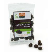 Mattisson Rozijnen snack raw chocolade