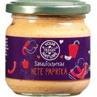 Your Organic Nat Sandwichspread hete paprika