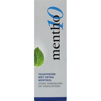 Mentho 10 Mentholpoeder 2%