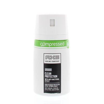 AXE Deodorant bodyspray compressed urban