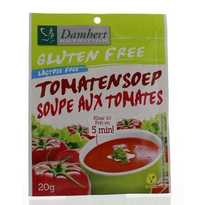 Damhert Tomatensoep instant glutenvrij