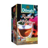 Dilmah Rozenbottels & hibiscus infusion