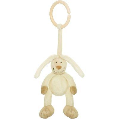 Teddykompaniet Floppy hanger cremekleur