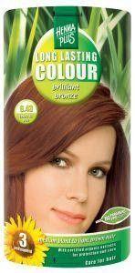 Henna Plus Long lasting colour 6.43 brilliant bronz