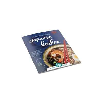 Terrasana Folder Japanse keuken incl. recept