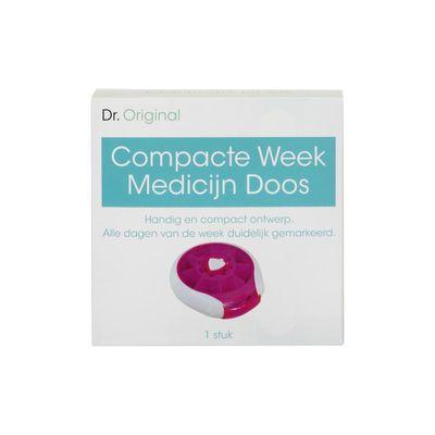 Dr Original Medicijndoos compact