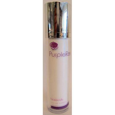 Volatile Purple rose face scrub